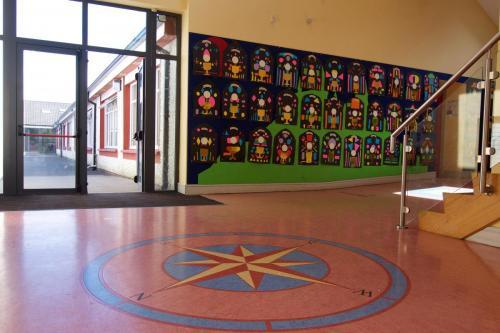 Rear Foyer