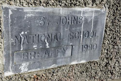 Centenary Stone 1990
