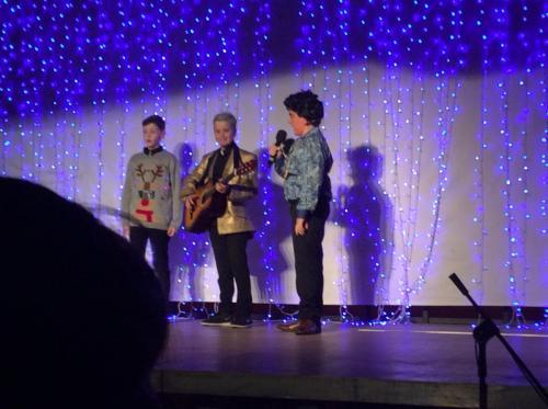 The X- Factor 2017 5th Class . Fr Ted, Dougal & Simon C