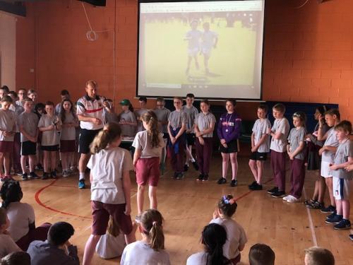 Sports Day Presentation